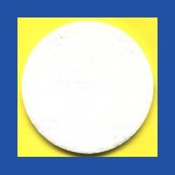 3M Haft-Polierfilz Profi mittel Ø 75 mm