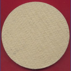 rictools Haft-Polierfilz Profi fest extra stark Ø 125 mm – auch für Ø 115 mm