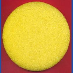 rictools Haft-Polierschwamm Profi glatt grob Ø 135 mm – für Ø 115 und125 mm