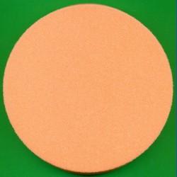 rictools Haft-Polierschwamm Profi glatt fest Ø 135 mm – Aufnahme Ø 125 mm, auch für Ø 115 mm