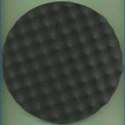 rictools Haft-Polierschwamm Profi gewaffelt extra weich Ø 200 mm – auch für Ø 175 mm