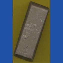 rictools Grobe Schleifpaste dunkelgrau – großer Riegel