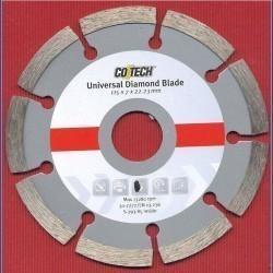 CO/TECH Diamant-Trennscheibe Universal Ø 115 mm