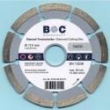 BOHRCRAFT Diamant-Trennscheibe BASIC Ø 115 mm