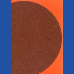 Hermes Haft-Schleifscheiben KO – Ø 300 mm, K80 grob
