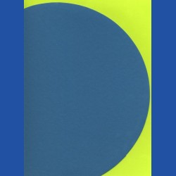 KLINGSPOR Haft-Schleifscheiben KO – Ø 300 mm, K240 fein