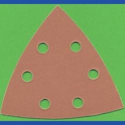 Kaindl Delta-Schleifscheiben KO – 93 mm 6-fach gelocht, K220 fein