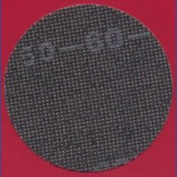 rictools Haft-Gitterschleifscheiben – Ø 125 mm, K60 grob