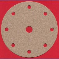 FESTOOL Haft-Schleifscheiben HL – Ø 150 mm 9-fach gelocht, K60 grob