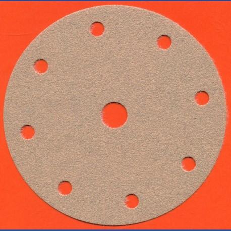 FESTOOL Haft-Schleifscheiben HL – Ø 150 mm 9-fach gelocht, K80 grob