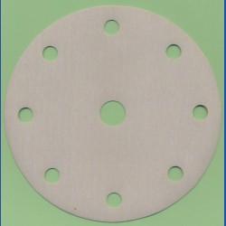 BOSCH Haft-Schleifscheiben HL – Ø 150 mm 9-fach gelocht, K400 extra fein