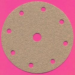 FESTOOL Haft-Schleifscheiben HL Grobschliff-Sortiment Ø 150 mm 9-fach gelocht