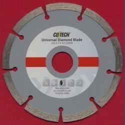 CO/TECH Diamant-Trennscheibe Universal Ø 125 mm