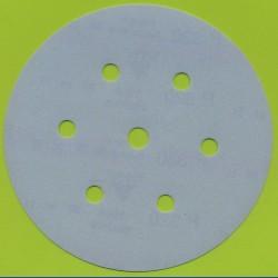 sia Haft-Schleifscheiben AU – Ø 150 mm 7-fach gelocht, K320 sehr fein