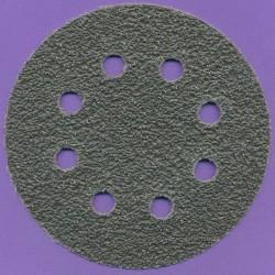 Kaindl Haft-Schleifscheiben SC – Ø 115 mm 8-fach gelocht, K24 extra grob