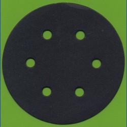KLINGSPOR Haft-Schleifscheiben SC – Ø 150 mm 6-fach gelocht, K220 fein