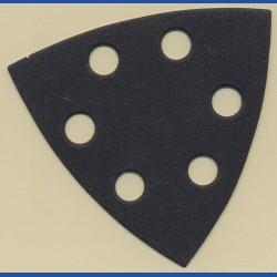 NaxoFlex Delta-Schleifscheiben SC – 93 mm 6-fach gelocht, K180 mittelfein