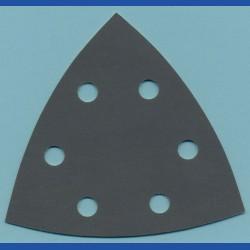 BOSCH Delta-Schleifscheiben SC – 93 mm 6-fach gelocht, K1200 ultrafein