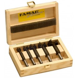 FAMAG SUPER Forstnerbohrer Classic Basis-Set