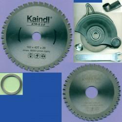 Kaindl Multisäge-Kombi-Set für Handkreissäge und Einhand-Winkelschleifer