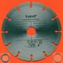Kaindl Hochleistungs-Diamant-Trennscheibe für Kreissägen und Winkelschleifer Ø 150 mm