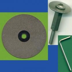 rictools Superdünne Diamant-Schleifscheibe für die Bohrmaschine