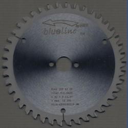 AKE blueline Aluminium-Kreissägeblatt HW negativ sehr fein, Ø 160 mm, Bohrung 20 mm