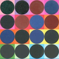 rictools Haft-Schleifscheiben Mix-Sortiment Ø 150 mm
