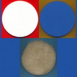 rictools Haft-Polier-Set Standard für Ø 115 mm