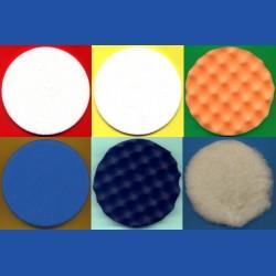 rictools Haft-Polier-Set Maxi für Ø 115mm