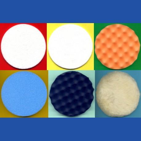 rictools Haft-Polier-Set Maxi für Ø 125mm