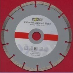 CO/TECH Diamant-Trennscheibe Universal Ø 180 mm