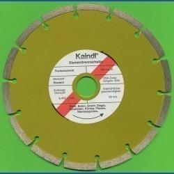 Kaindl Hochleistungs-Diamant-Trennscheibe für Winkelschleifer Ø 180 mm