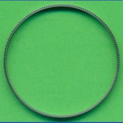 rictools Präzisions-Reduzierring gerändelt superstark – 30 mm / 28,6 mm (1 1/8''), Stärke 2,2 mm