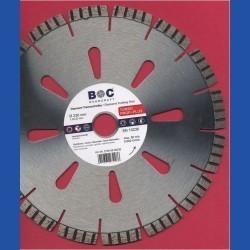 BOHRCRAFT Diamant-Trennscheibe TURBO PROFI-PLUS Ø 230 mm