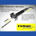 Staketen-Bormaxby FAMAGForstnerbohrer Ø 16 mm