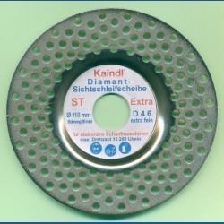 Kaindl Diamant-Sichtschleifscheibe ST Extra für stationäre Schleifmaschinen