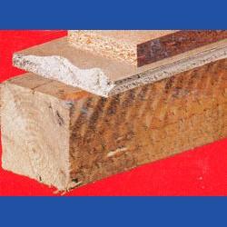 kwb Bauholzblatt Typ K Hartmetall Grobzahn antihaftbeschichtet, Ø 160 mm, Bohrung 20 mm
