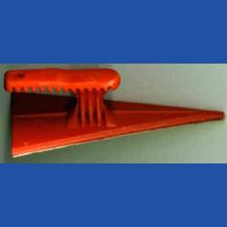 Kaindl Haft-Schleifblätter KO für die Schleifkelle – K150 mittel, 4 Stück