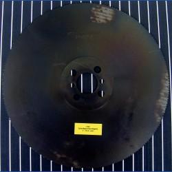 EDN Metallkreissägeblatt HSS-E (Co 5%) Bogen-Wechselzahn extra fein, Ø 315 mm, Bohrung 40 mm