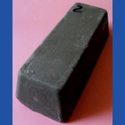 UNIPOL Grobe Schleifpaste dunkelgrau – sehr großer Barren