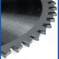 PRÄZISA Jännsch Hartmetall-Mehrzweck-Kreissägeblatt COMET, Type TF Trapez-Flachzahn negativ – Ø 205 mm, Bohrung 18 mm