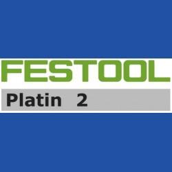 FESTOOL Haft-Schleifpads AU – Ø 125 mm, K4000 polierfein
