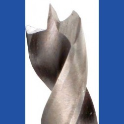 FAMAG Holzspiralbohrer HSS Classic Ø 9 mm | Gesamtlänge 125 mm, Arbeitslänge 80 mm