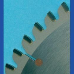 H.O. Schumacher+Sohn Hartmetallbestücktes Kreissägeblatt COMBI – Ø 180 mm, Bohrung 20 mm
