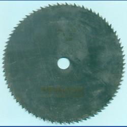 PRÄZISA Jännsch Chrom-Vanadium Kreissägeblatt Type B Feinzahn – Ø 165 mm, Bohrung 16 mm