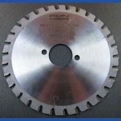 EDN Hartmetallbestücktes Stahl-Trenn-Kreissägeblatt STW ''Dry Cutter'' fein – Ø 150 mm, Bohrung 30 mm