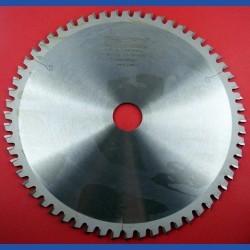 EDN Hartmetallbestücktes Kreissägeblatt WKN spezial für Kappsägen sehr fein – Ø 250 mm, Bohrung 30 mm