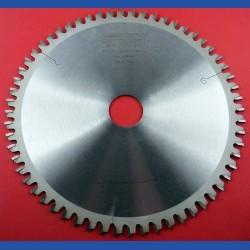 EDN Hartmetallbestücktes Kreissägeblatt WKN spezial für Kappsägen extra fein – Ø 216 mm, Bohrung 30 mm