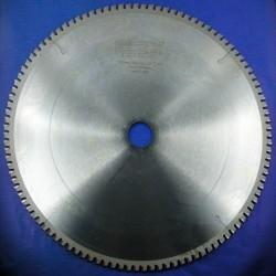 EDN Hartmetallbestücktes Kreissägeblatt NE 3 negativ sehr fein – Ø 350 mm, Bohrung 32 mm